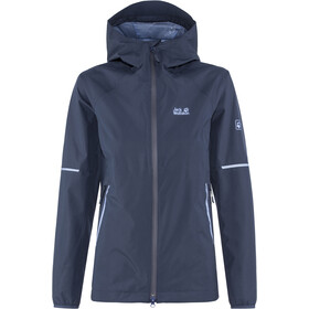Jack Wolfskin Sierra Pass Jacket Damen midnight blue